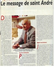 Le Nouvel Observateur, avril-mai 1995