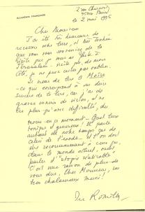 Philologue, écrivain, professeure et helléniste française. Membre de l'Académie française, première femme professeure au Collège de France, elle est connue sur le plan international pour ses travaux sur la civilisation et la langue de la Grèce antique, en particulier à propos de Thucydide, objet de sa thèse.
