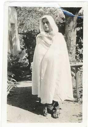 A Bou Saâda en 1947.