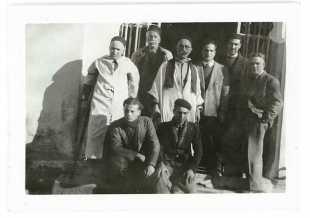 La justice de paix à Michelet, 1945-1946.